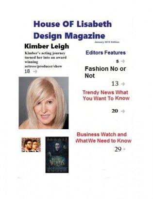 Get your digital edition of House Of Lisabeth Design Magazine