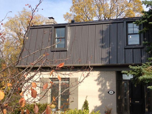 Mansard Roof Design Sketch Ideas And Images Mansard Roof Exterior Remodel Roof Design