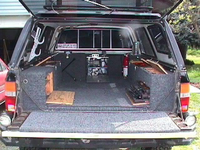 Truck Bed Toolbox - Truck Bed Toolbox Truck Bed Ideas (With Bedcap) By: Pickup  Truck Storage ... - Truck Tool Storage Ideas IDI Design