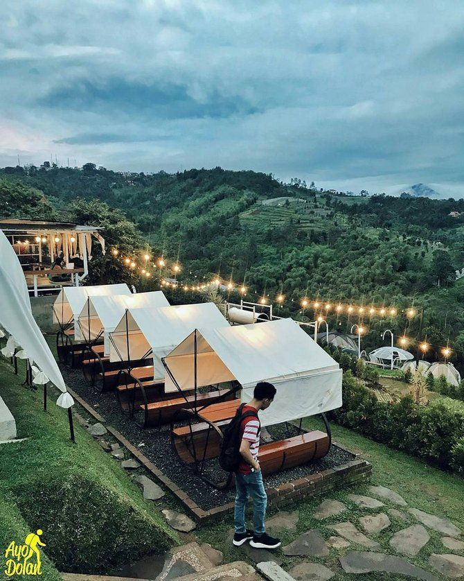 Best Holiday Spots In Bandung West Java Everywhere You