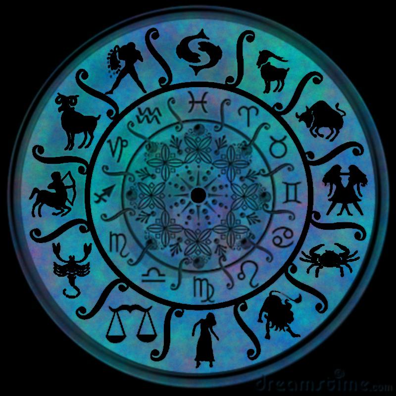 874c9b6e0 Wheel of the Zodiac   Turquoise, Aqua, & Teal   Astro tarot, Zodiac ...