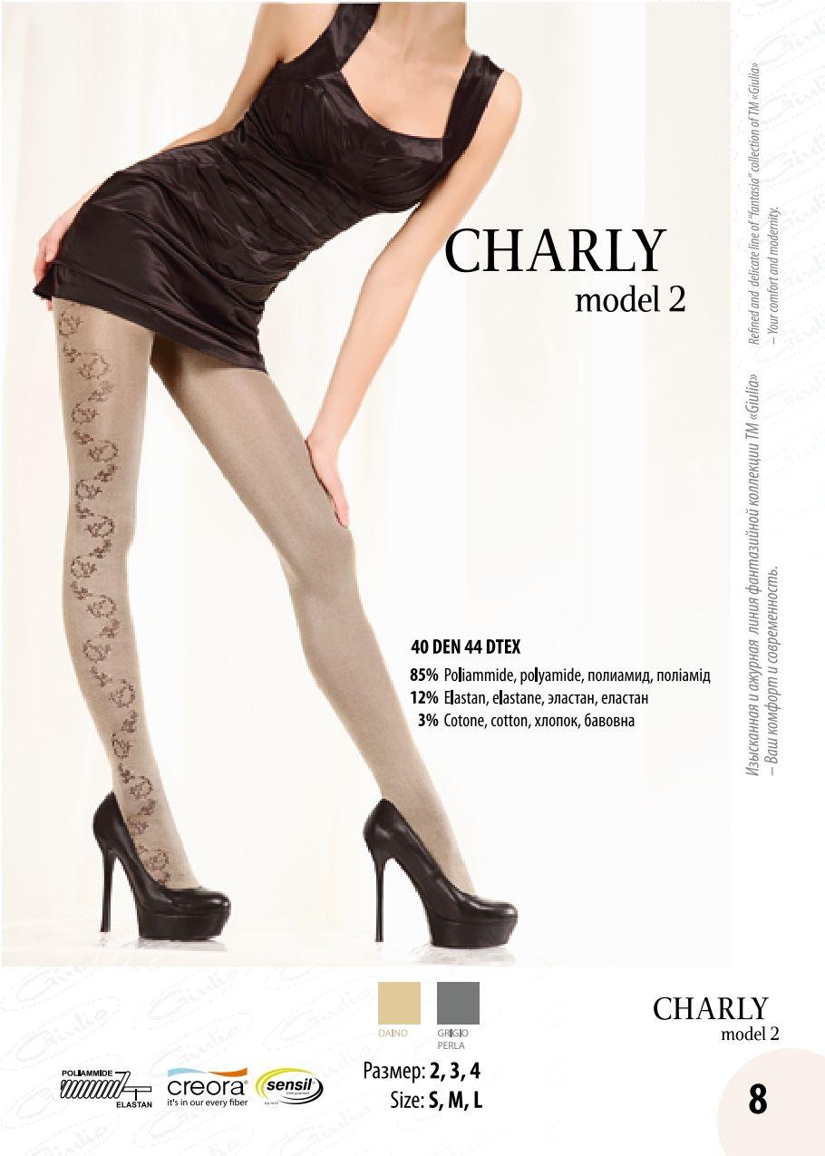 Giulia Charly Model 2 -40 Denier Thickness Giulia-FW-2012-13