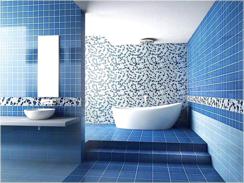 bathroom ideas with blue tile | ideas 2017-2018 | Pinterest | Blue ...