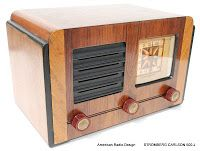 American*Radio*Design* - Greg Mercurio - Deco-Mid Century, Retro ...