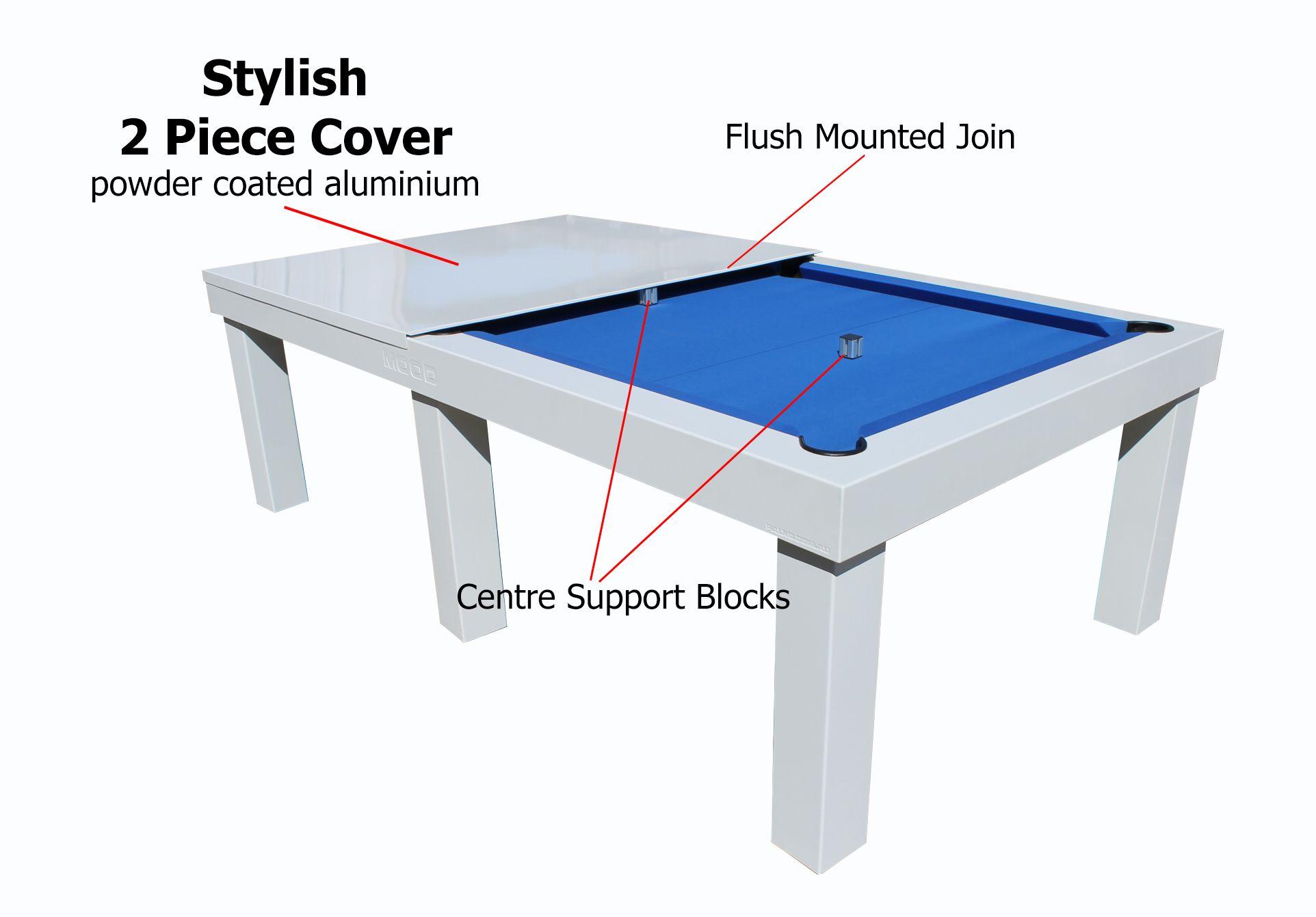 Mood Outdoor Pool Table Billiard Shop We Are Australias Largest - Composite pool table