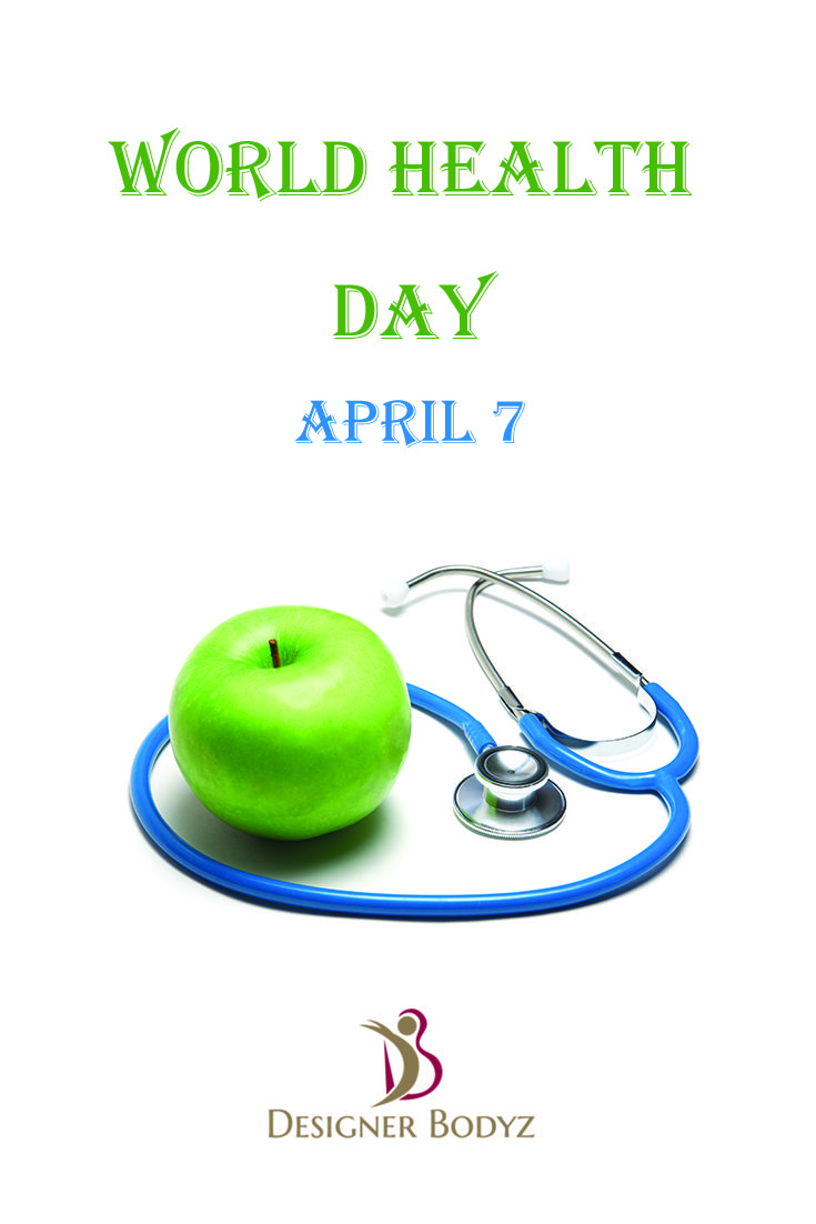 World Health Day, celebrated on 7 April every year to mark ...