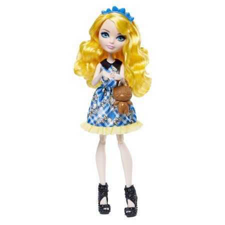 Ever After High Doll~Blondie Lockes~1st Chapter~Earrings and Bracelet