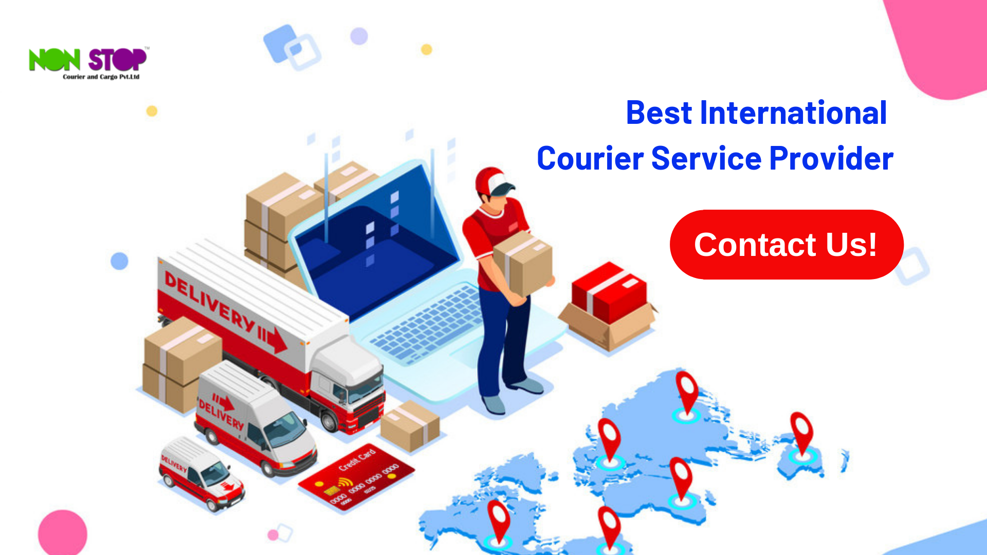 Nonstop Courier Is One Of The Great Courier Company In Chennai We