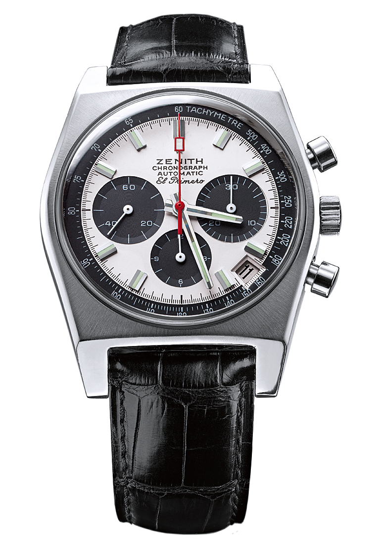 On The Cusp A Brief History Of The Zenith El Primero Zenith Watches Zenith Watches For Men