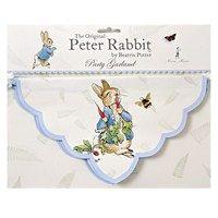 Peter Rabbit Baby Shower Garland