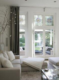 Interieurideeën | woonkamer grijs wit Door Faber5 | Sint Anna\'s ...