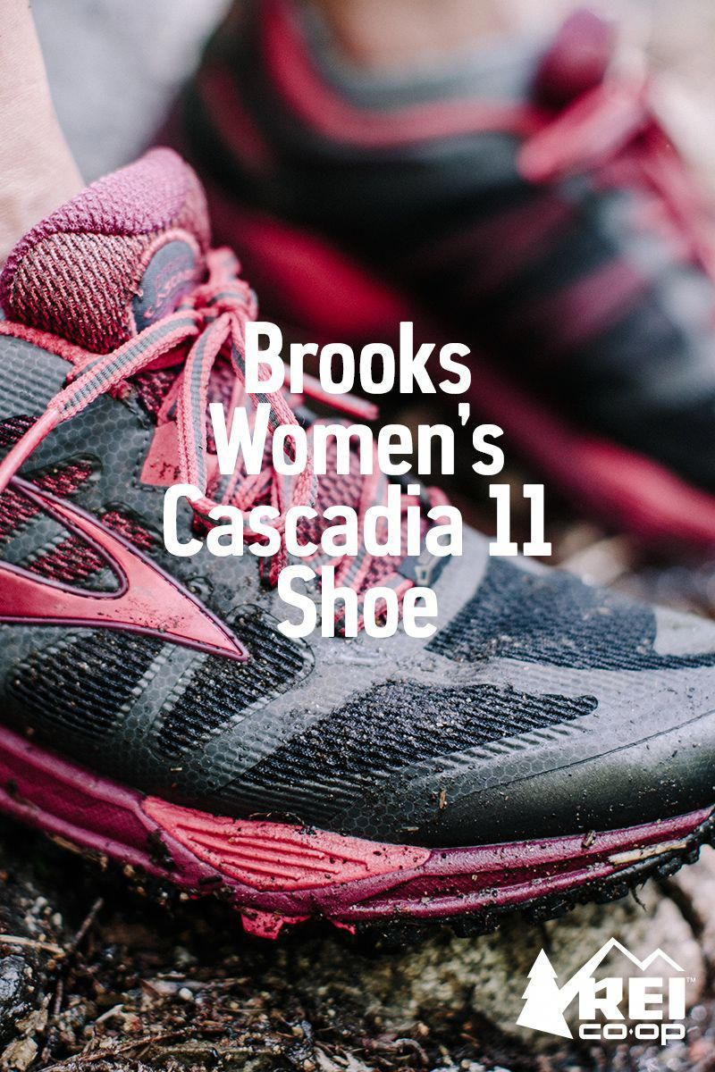 d0a4bacb801 The Brooks Cascadia 11 shoes are the latest edition of the Brooks  most  popular trail-running shoes