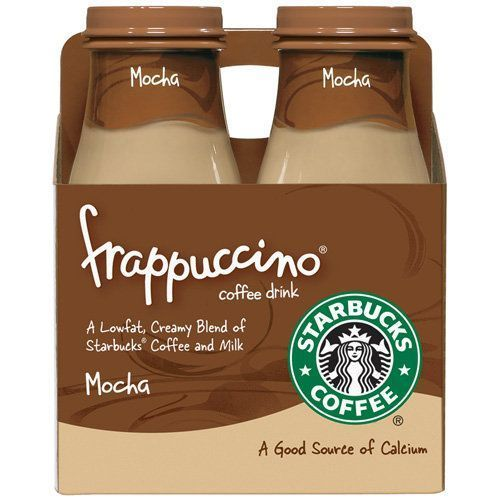 Starbucks Frappuccino Mocha Chilled Coffee Drink, 9.5 Fl. Oz., 4 Count #starbucksfrappuccino Starbucks Frappuccino Mocha Coffee Drink, 9.5 oz, 4pk #starbucksfrappuccino Starbucks Frappuccino Mocha Chilled Coffee Drink, 9.5 Fl. Oz., 4 Count #starbucksfrappuccino Starbucks Frappuccino Mocha Coffee Drink, 9.5 oz, 4pk #starbucksfrappuccino