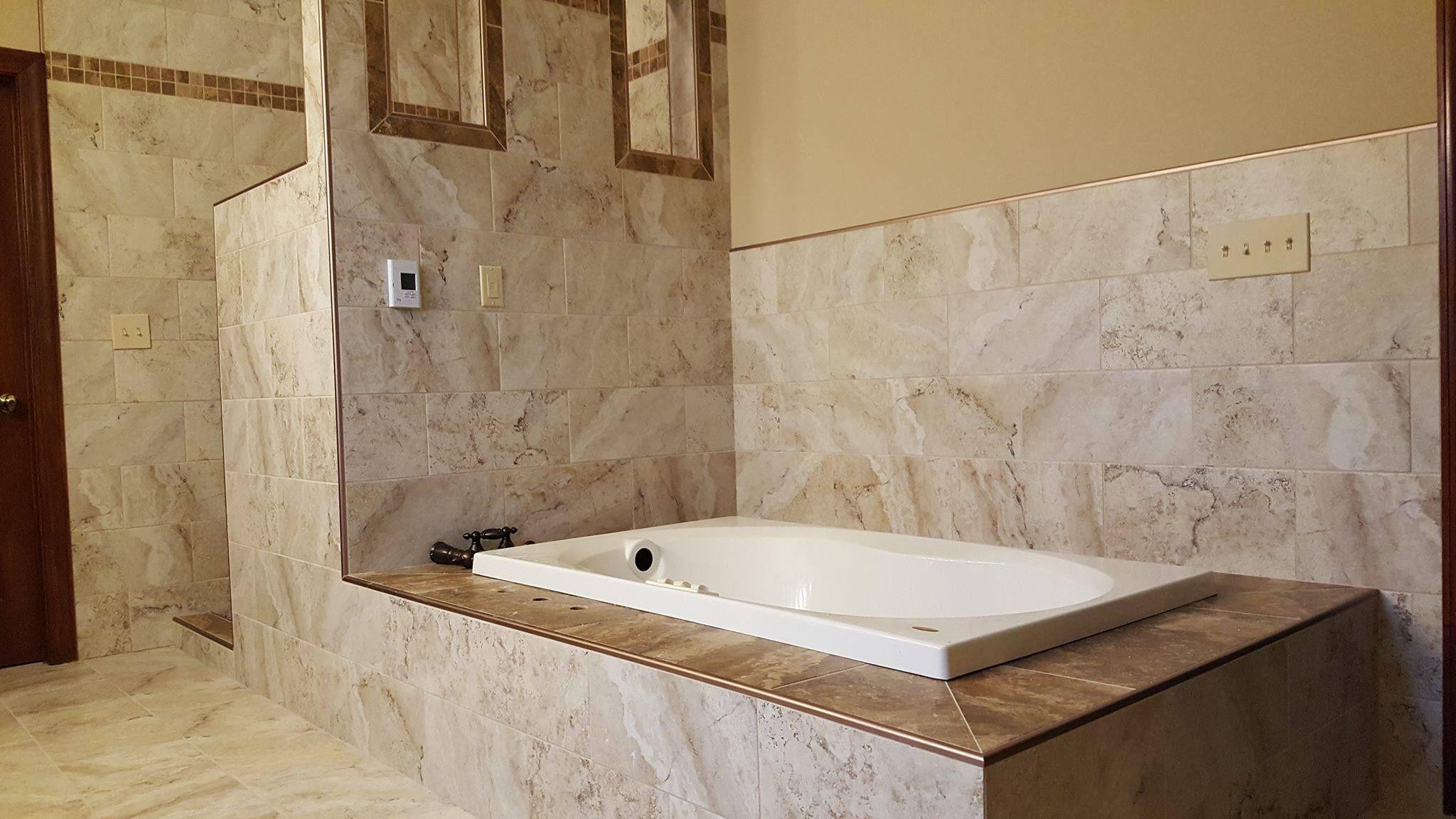 Kerdi Board Tub Deck Schluter Trim Bathtubs Tub