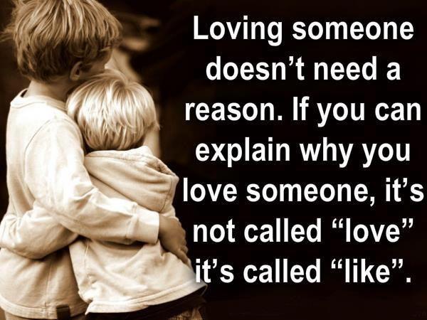 Image result for love vs like