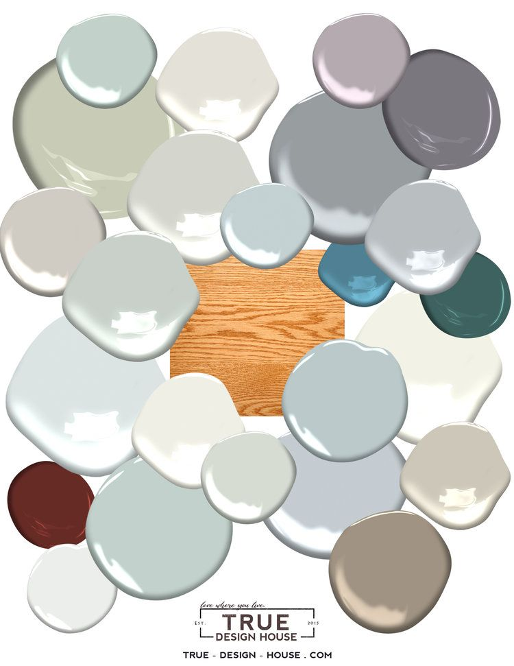 The Best Wall Paint Colors To Go With Honey Oak images