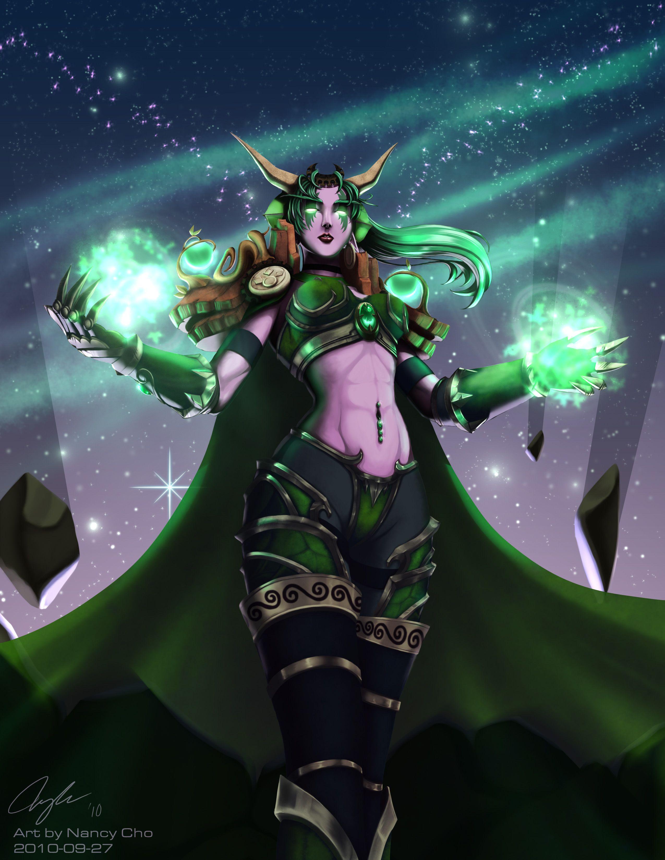Warcraft 3 sylvanas porn hentai clip