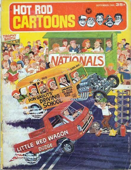 hot rod cartoons cartoons comics cover pinterest. Black Bedroom Furniture Sets. Home Design Ideas