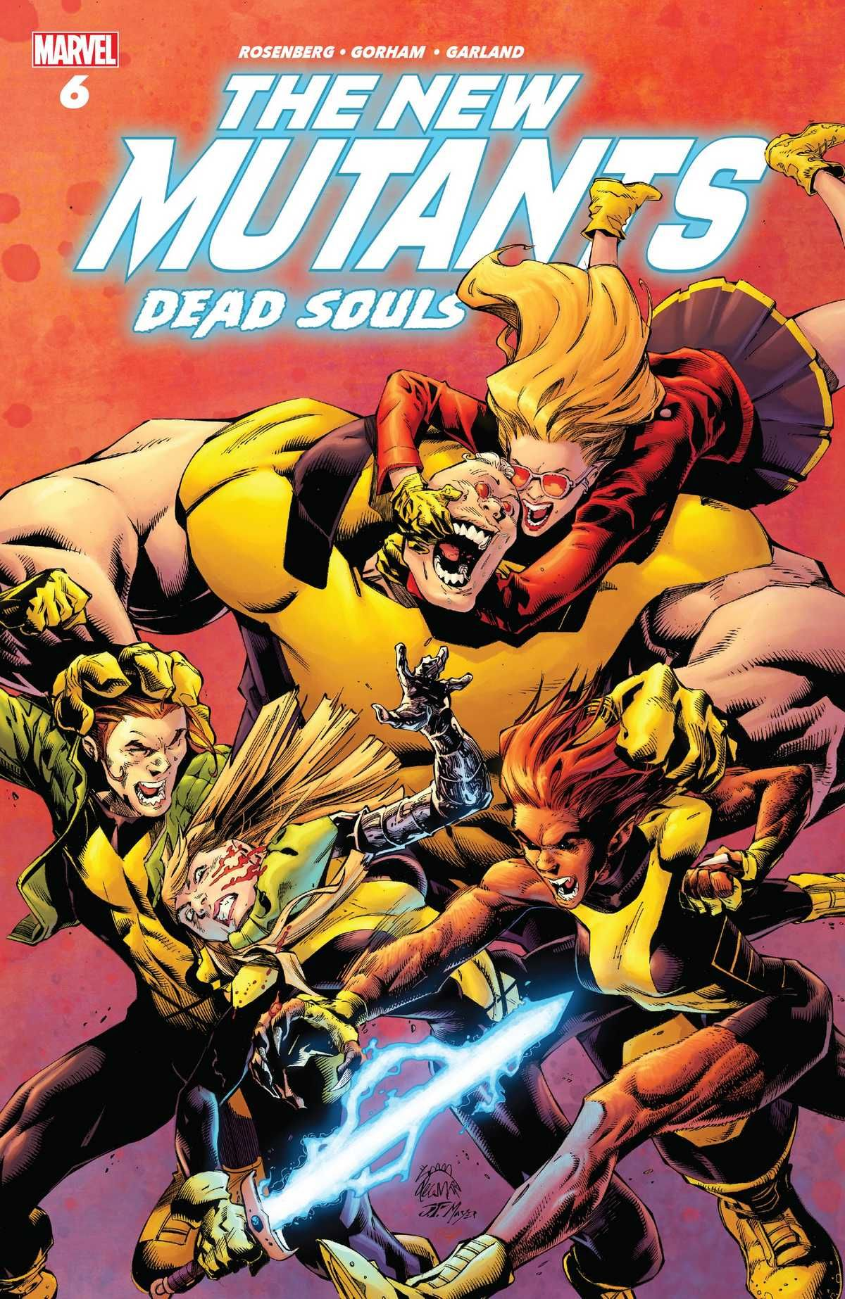 New Mutants Dead Souls Dead Soul The New Mutants Mutant