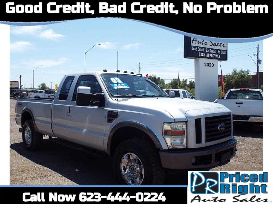 F250 Super Cab >> 2008 Ford F250 Super Duty Super Cab From Priced Right Auto