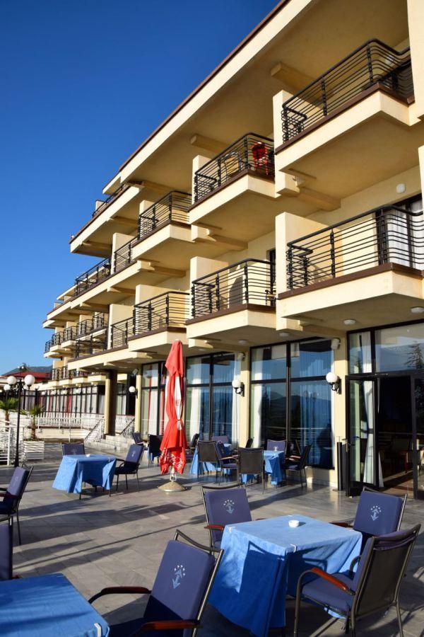 Inex Gorica Hotel In Ohrid Macedonia Macedonia House