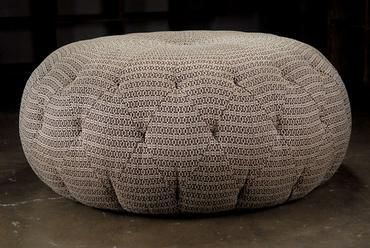 Large Pouf Ottoman Simple Large Pouf Ottoman  Mecox Gardens  Ottoman & Stools  Pinterest Decorating Design