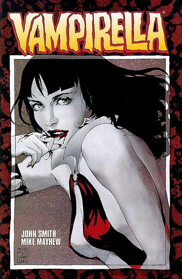 Vampirella by JH Williams III