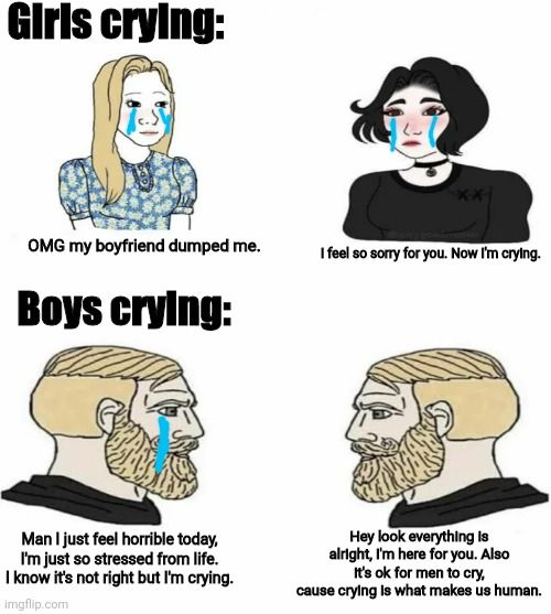 Its okay to cry https://ift.tt/2XZRWnZ in 2020 | Funny ...