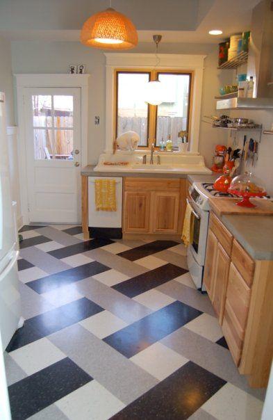 Basket Weave Vct Flooring Pattern Flooring Ideas