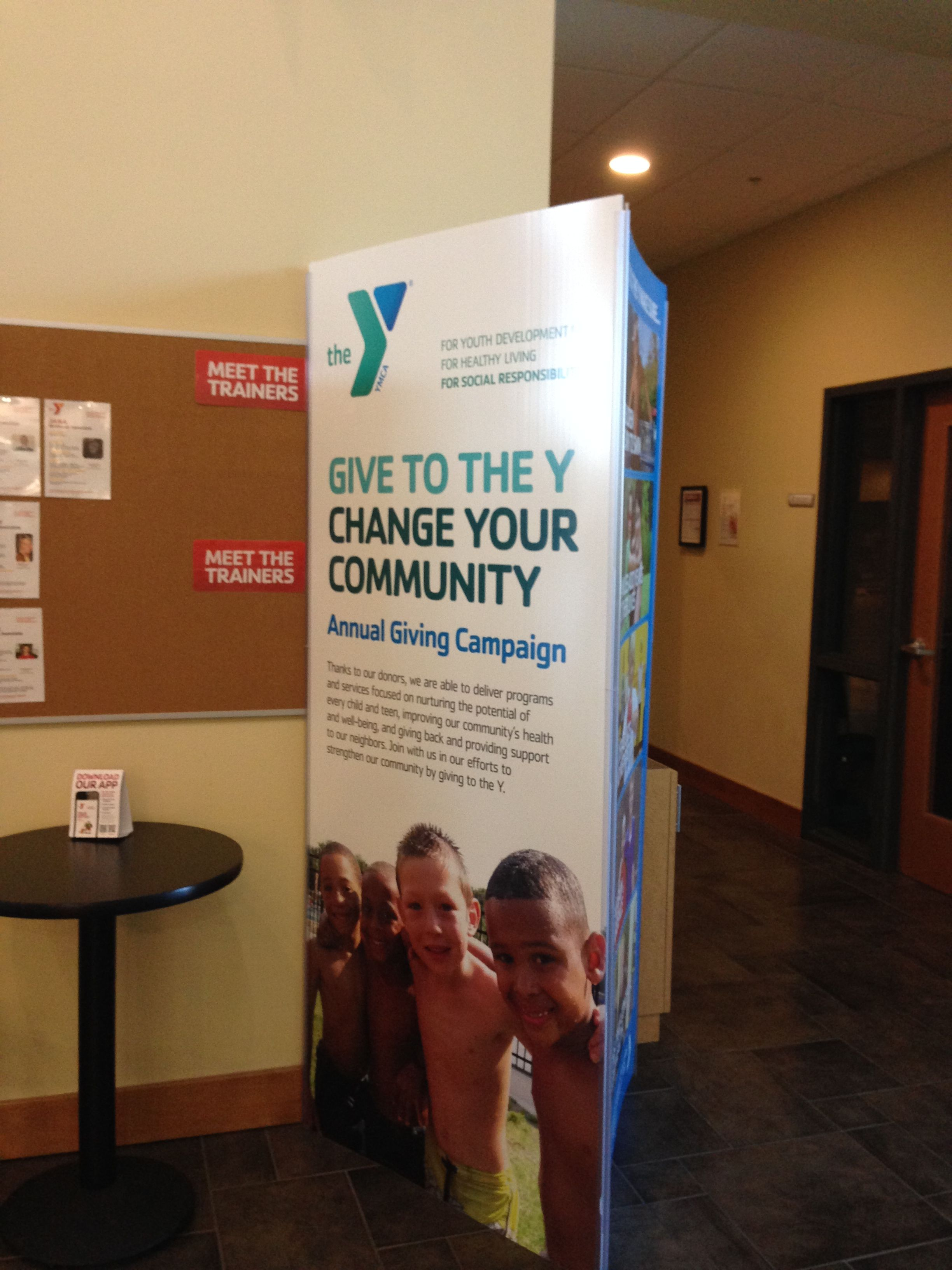 Pin by Megan Clemmons on YMCA | Pinterest | Fundraising