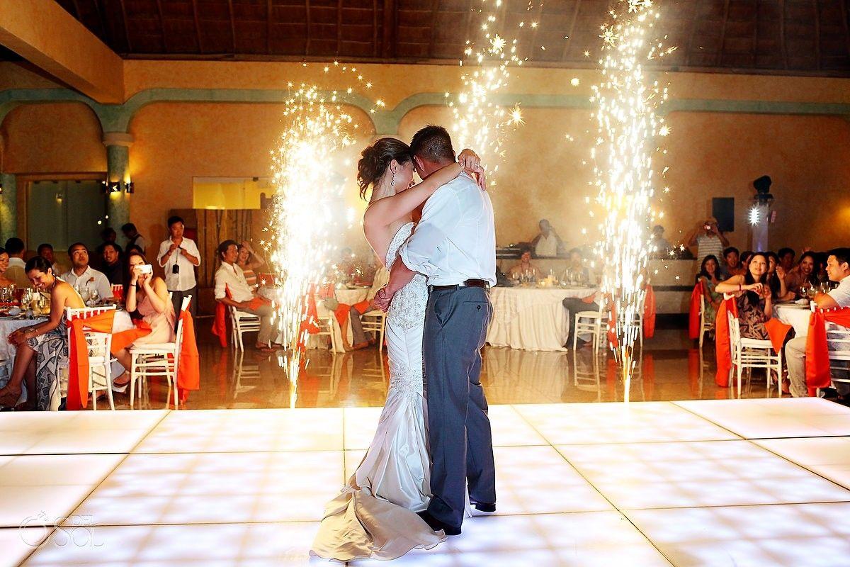 Wedding Reception Grand Palladium Mexico Riviera Maya