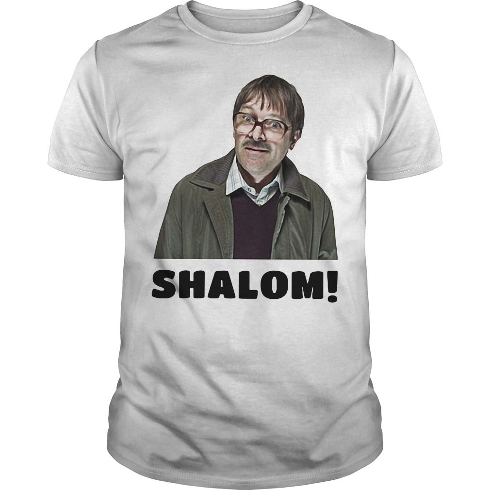 Jim Bell Shalom Shirt. Jim Bell Shalom Shirt Friday Night Dinners ... e0b186651