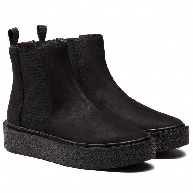 43b2c5202b95 Kotníková obuv s elastickým prvkom GINO ROSSI - Oda DSI047-Y35-AG00-9900-F  99