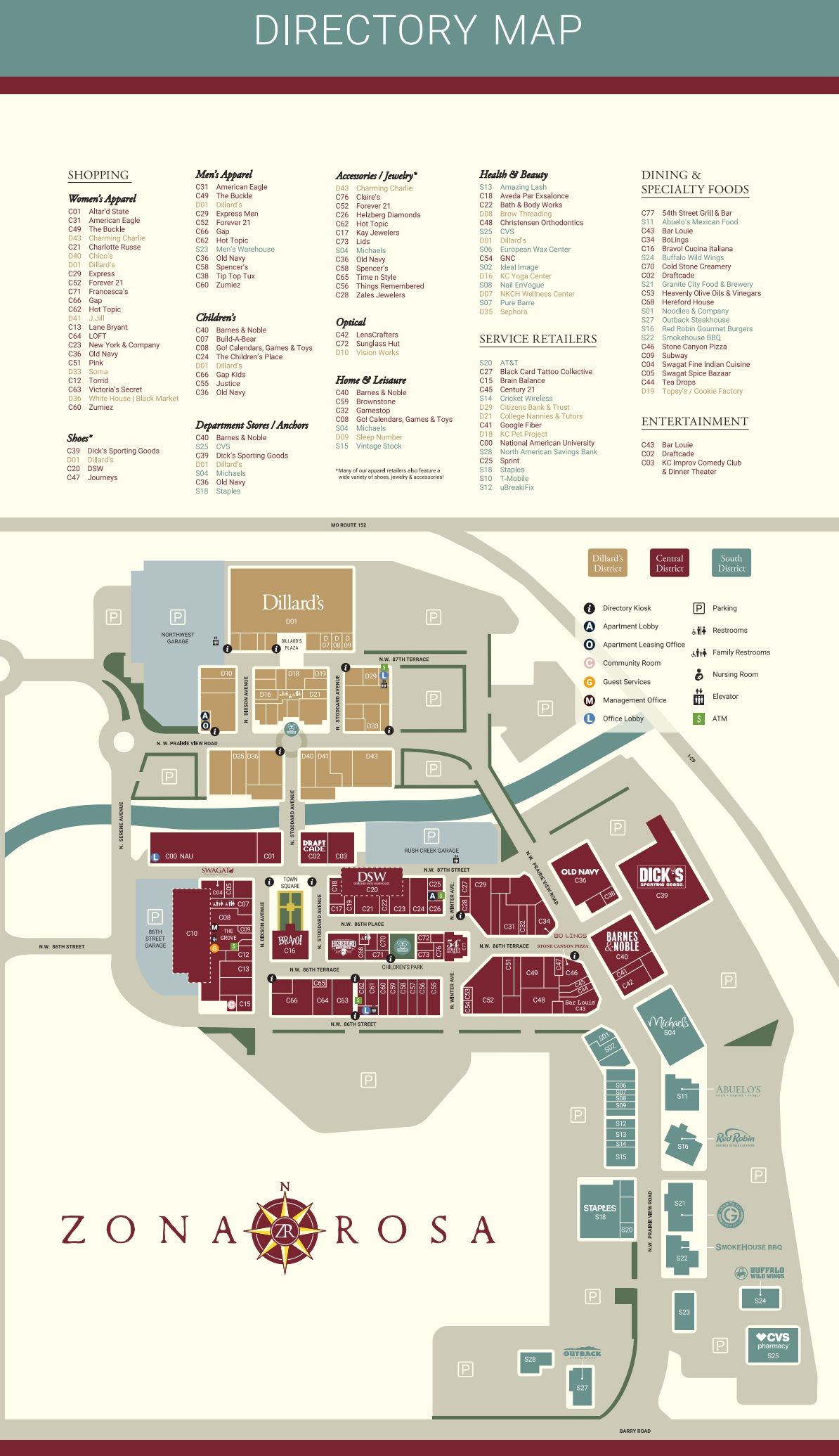 Sunland Park Mall Shopping Plan Mall Mall Stores Park