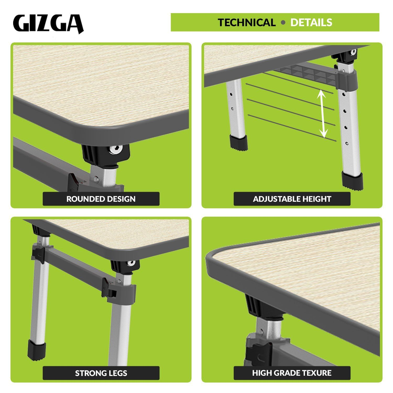 Amazon.in Buy Gizga Essentials Ergonomic Height