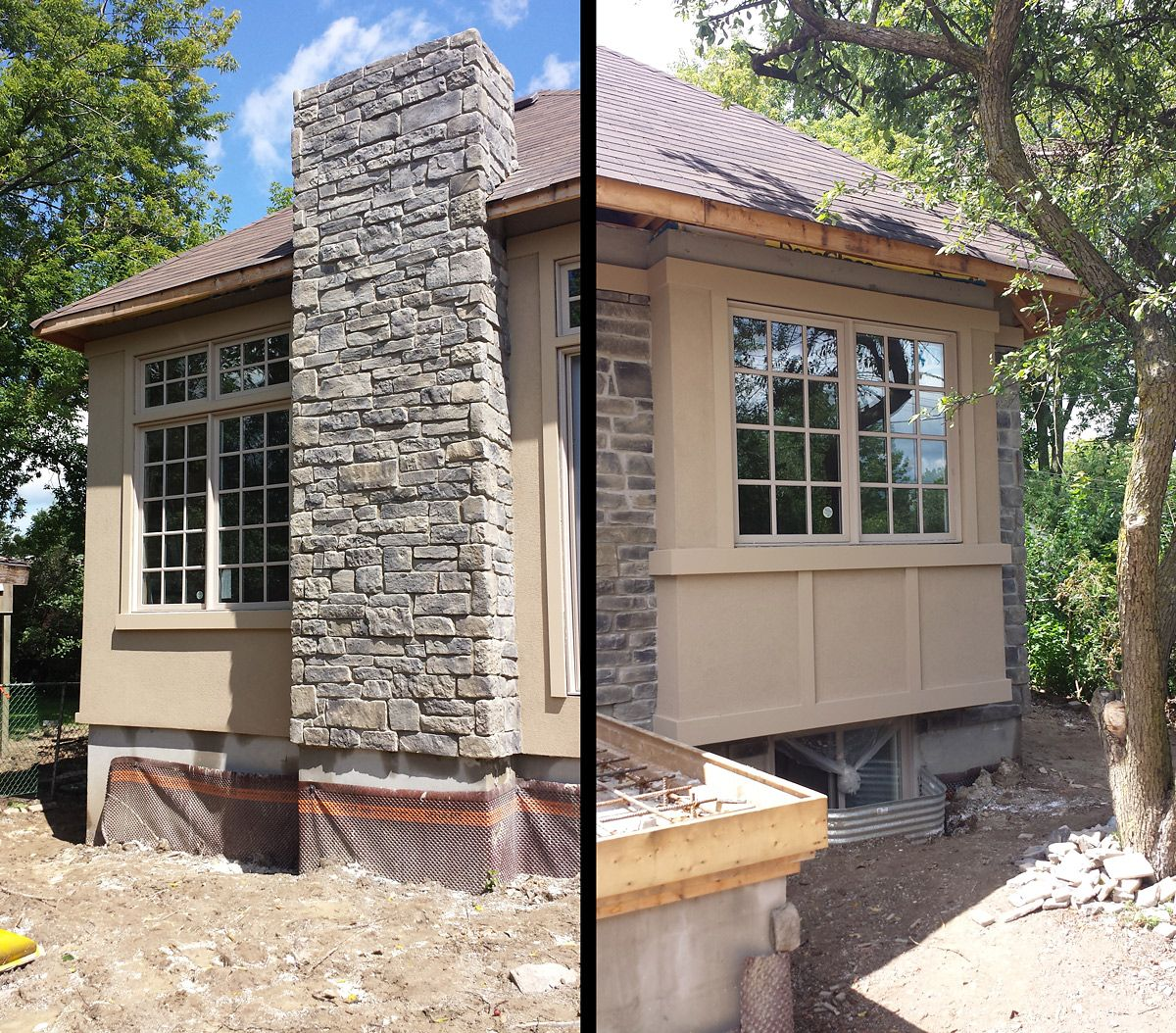 Image Result For Stone And Brick Mix Exterior