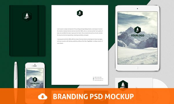 Free Mockup Psd Download Branding And Business Card Mockup Psd Download For Free F Business Card Mock Up Business Cards Mockup Psd Mockup Free Psd