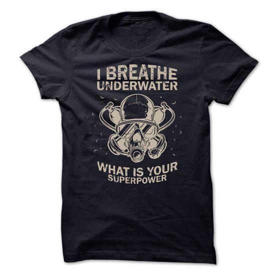 I Breathe Underwater #hoodie #fashion