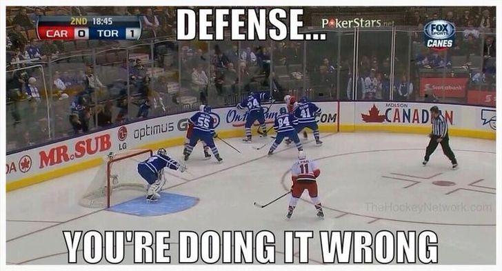 Hockey Meme Dump Funny Ice Hockey Things Hockey Goalie Hockey