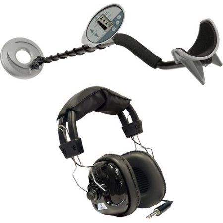 Bounty Hunter Discovery 1100 Metal Detector with Headphones