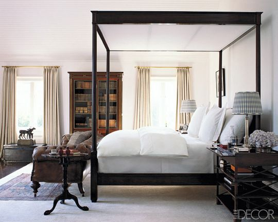 Beautiful Room With Strong Structural Bed; A Very Different Take On The Four  Poster Beds