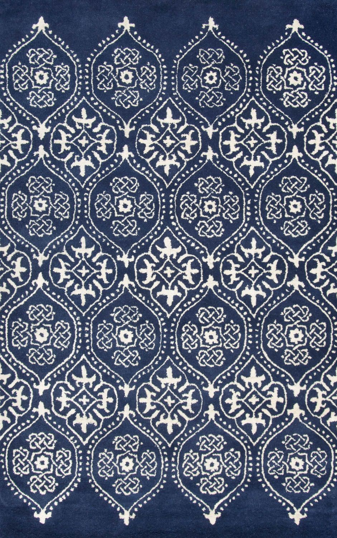 Tuscan Awa Trellis Royal Blue Rug For the Home Pinterest