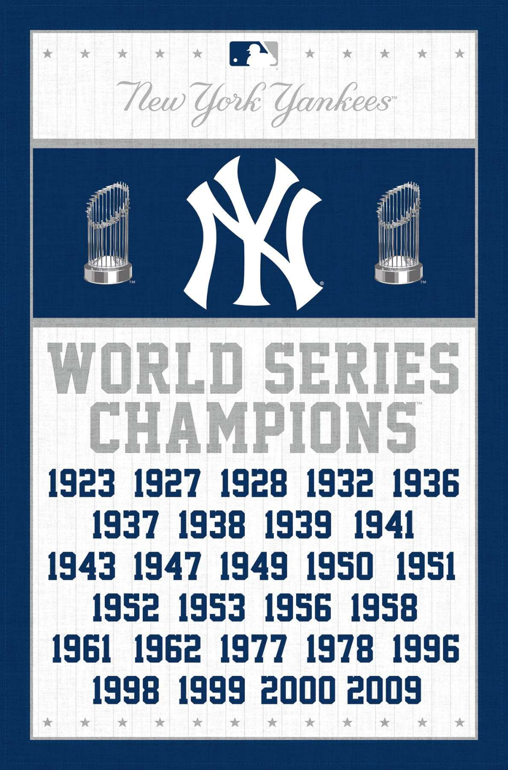 Mlb New York Yankees Champions 13 In 2020 New York Yankees Yankees World Series Yankees