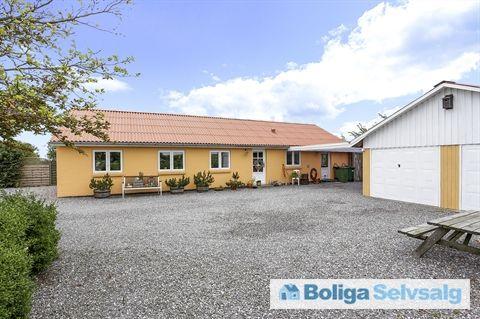 Sandholmvej 17, 7620 Lemvig - Dejligt landhus nær Lemvig #lemvig #villa #selvsalg #boligsalg