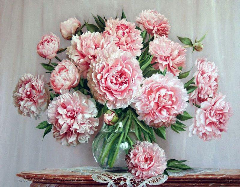 Люблю цветы в любом обличье. Различных видов и мастей ...