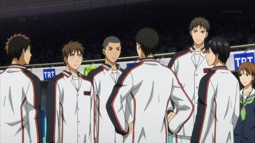 『黒子のバスケ 2nd season』赤司登場!そして桐皇戦が始まる・・・(第38話感想):なんだかおもしろい