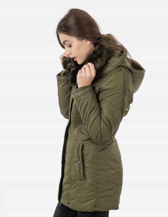 Kurtka Damska Zielona Kurtka Stylizacja Jesienna Stylizacja Zimowa Moda Damska Winter Jackets Canada Goose Jackets Jackets