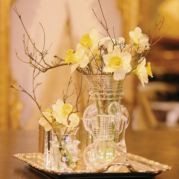 Get creative with diy flowers centerpieces