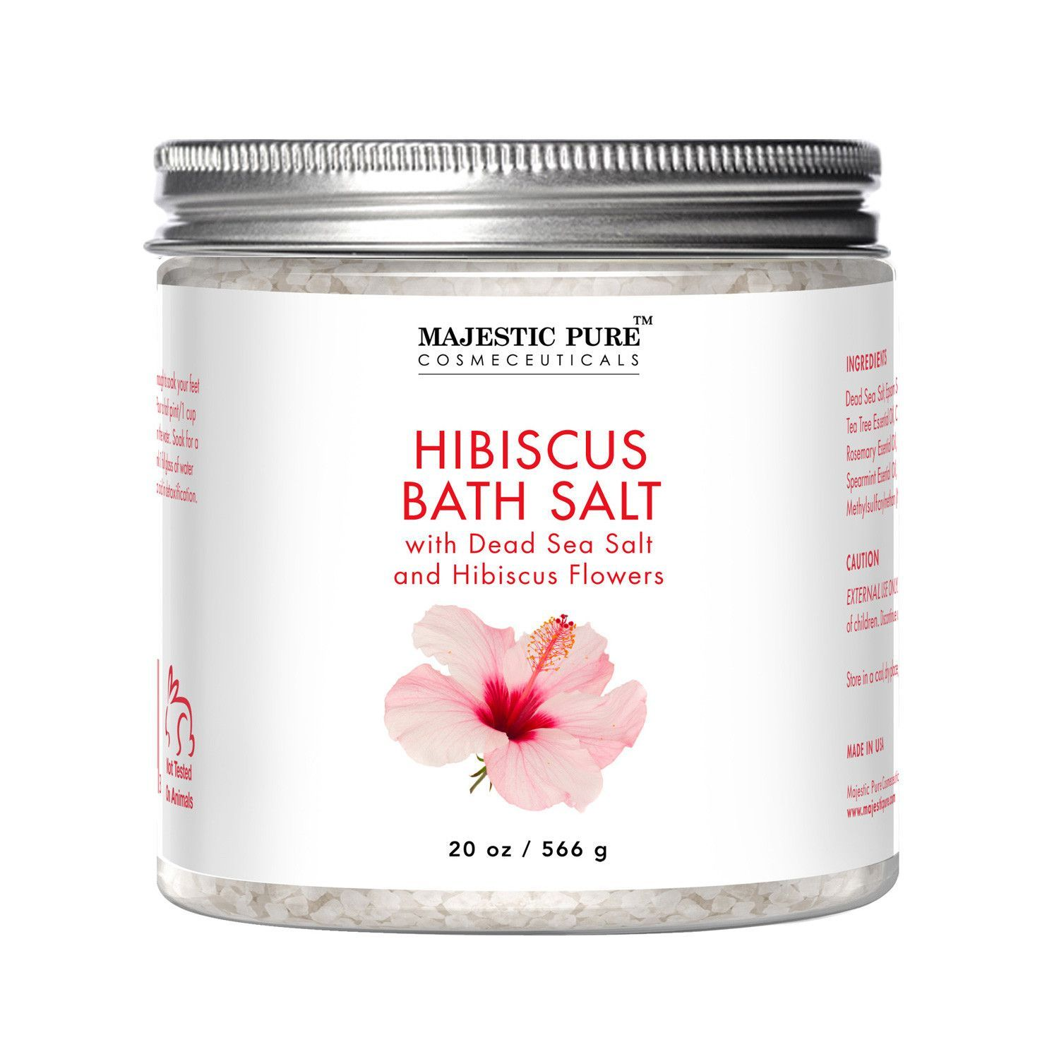 Hibiscus flower bath salt hibiscus flowers bath salts and hibiscus hibiscus plants are known for their large colorful flowers that make a decorative addition to a home or garden they also have medicinal uses flowers and izmirmasajfo