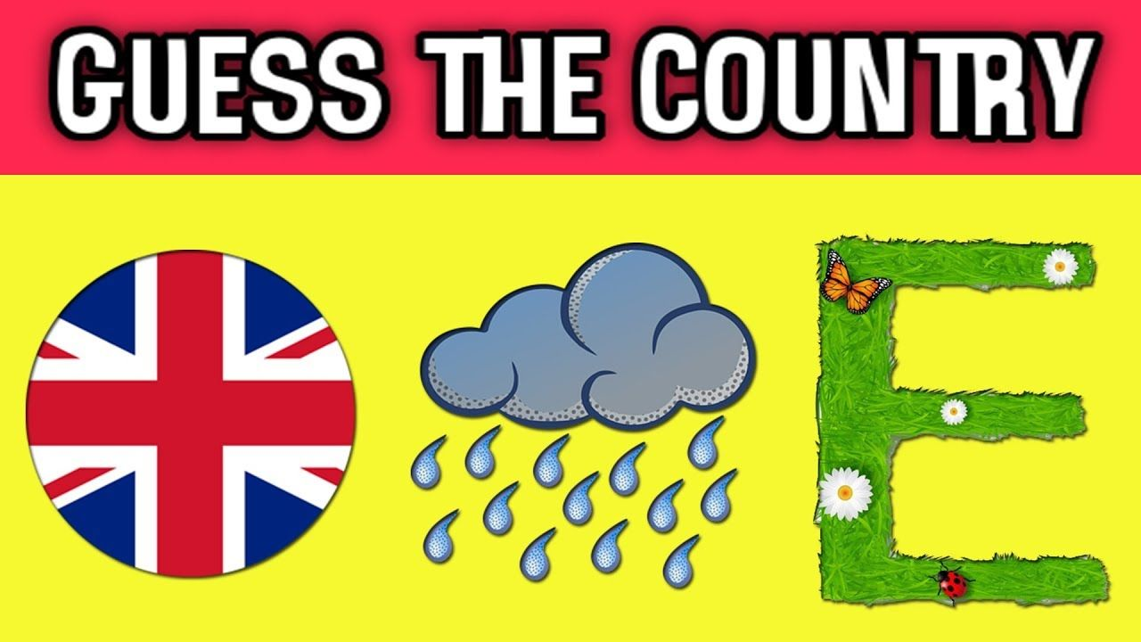 Emoji Challenge Guess The Country Quiz Guess The Country
